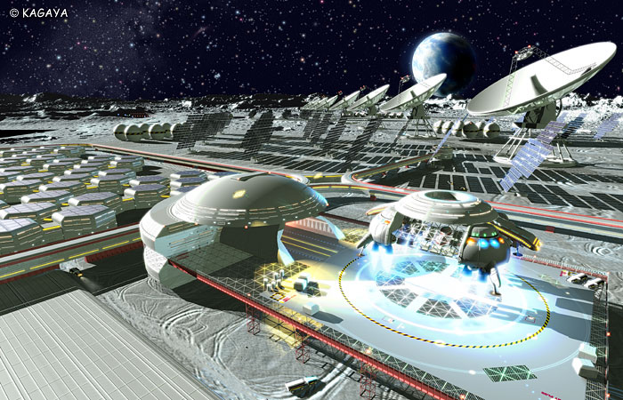 future moon base designs - photo #8