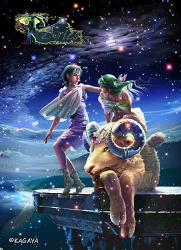 Японские художники Zodiac01